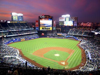 New York Mets - Citi Field Baseball Field
